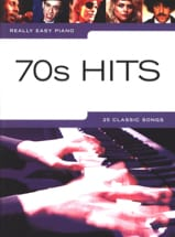 Really easy piano - 70's hits - Partition - laflutedepan.com