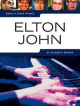 Really easy piano - Elton John Elton John Partition laflutedepan