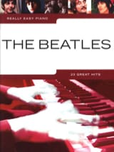 BEATLES - Really easy piano - The Beatles - Partition - di-arezzo.fr