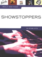 Really easy piano - Showstoppers Partition laflutedepan.com