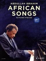 African songs - 15 Piano pieces Abdullah Ibrahim laflutedepan.com