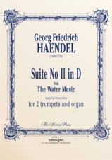 Suite N° 2 in D from the Water Music HAENDEL laflutedepan.com