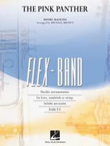 Henry Mancini - The Pink Panther - FlexBand - Partition - di-arezzo.fr