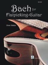 Bach for flatpicking-guitar Johann Sebastian Bach laflutedepan.com