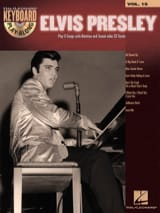 Keyboard Play-Along volume 15 - Elvis Presley - laflutedepan.com