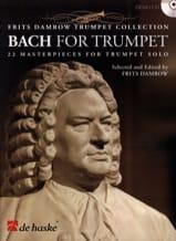 Bach for trumpet BACH Partition Trompette - laflutedepan.com