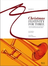 Christmas festivity for three Martin Klaschka Partition laflutedepan