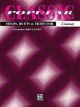 Classic popular solos, duets & trios Partition laflutedepan.com