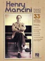 Henry Mancini - Henry Mancini Piano Solos - Sheet Music - di-arezzo.co.uk