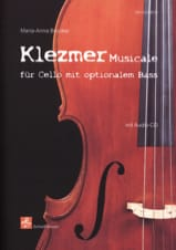 Klezmer musicale Maria-Anna Brucker Partition laflutedepan