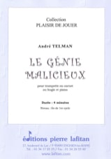 André Telman - The malicious genius - Sheet Music - di-arezzo.co.uk