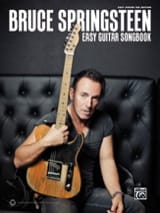 Bruce Springsteen - Easy guitar songbook - Partition - di-arezzo.fr
