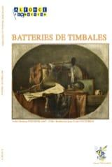 Batteries de timbales André Danican Philidor laflutedepan.com
