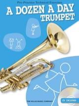 - A dozen a day - Trumpet - Partition - di-arezzo.fr