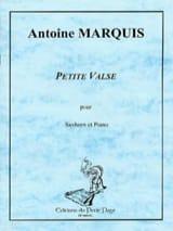 Petite valse Antoine Marquis Partition Tuba - laflutedepan.com