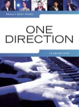 One Direction - Really easy piano - 18 Smash hits - Partition - di-arezzo.fr