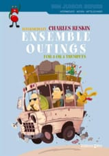Intermediate ensemble outings - Charles Reskin - laflutedepan.com