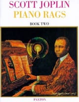 Scott Joplin - Piano Rags - Book 2 - Partition - di-arezzo.fr
