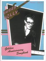 Golden anniversary songbook Buddy Holly Partition laflutedepan.com