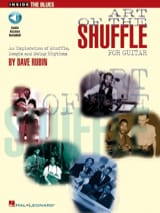 Dave Rubin - Art of the shuffle for guitar - Sheet Music - di-arezzo.co.uk