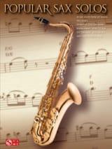 Popular sax solos Partition Saxophone - laflutedepan.com
