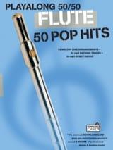 Playalong 50/50 - Flute - 50 pop hits Partition laflutedepan.com