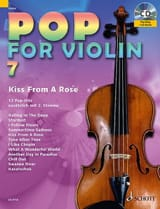 Pop for Violin Volume 7 - Kiss from a rose laflutedepan.com