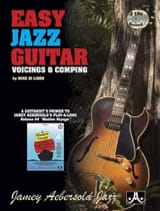 METHODE AEBERSOLD - Easy jazz guitar - voicings - comping with 2 CDs - Sheet Music - di-arezzo.com