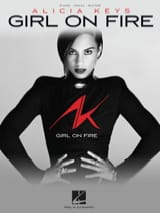 Alicia Keys - Girl on fire - Sheet Music - di-arezzo.co.uk