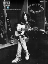Neil Young - Guitar play-along volume 79 - Neil Young Greatest Hits - Partition - di-arezzo.fr