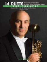 14 Duets for trumpet - Partition - Trompette - laflutedepan.com