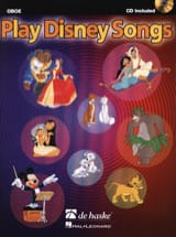 Play Disney songs - DISNEY - Partition - Hautbois - laflutedepan.com