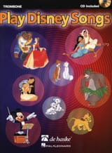 Play Disney songs DISNEY Partition Trombone - laflutedepan.com