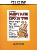 Two by two - Vocal selections Richard Rodgers Partition laflutedepan