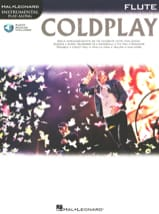 Coldplay - Coldplay - Instrumental play-along - Partition - di-arezzo.fr