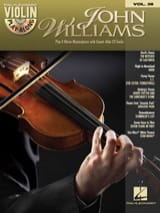 Violin play-along volume 38 - John Williams laflutedepan.com