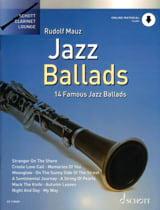 Jazz ballads - 14 Famous jazz ballads Partition laflutedepan.com