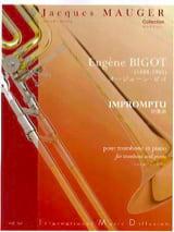 Eugène Bigot - Impromptu - Sheet Music - di-arezzo.com