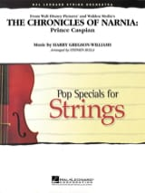 Harry Gregson-Williams - The Chronicles of Narnia: Prince Caspian - Special Pops for Strings - Sheet Music - di-arezzo.co.uk