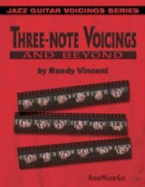Three-note voicings and beyond Randy Vincent laflutedepan.com