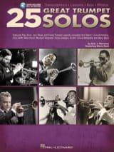 25 Great trumpet solos Partition Trompette - laflutedepan.com