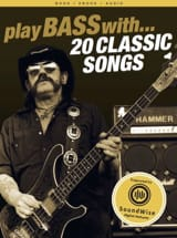 Play Bass With... 20 classic songs Partition laflutedepan.com