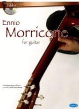 Ennio Morricone - Ennio Morricone for guitar - Partition - di-arezzo.fr