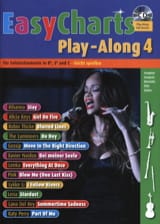 Easy charts play-along volume 4 Partition laflutedepan.com