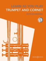 Peter Wastall - Learn as play trumpet, cornet and flugelhorn - Partition - di-arezzo.fr