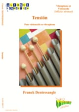 Franck Dentresangle - Voltage - Sheet Music - di-arezzo.com