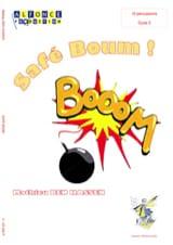 Hassen Mathieu Ben - Safé boom ! - Partition - di-arezzo.fr
