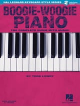 Boogie-Woogie piano - Le guide complet Todd Lowry laflutedepan.com