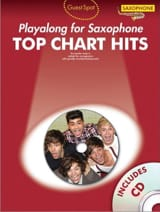 Guest Spot - Top chart hits playalong for saxophone laflutedepan.com