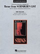 John Williams - Theme From Schindler's List - Sheet Music - di-arezzo.co.uk